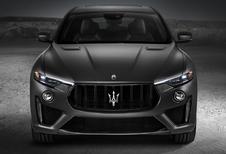 Maserati Levante Trofeo krijgt V8-biturbo van 590 pk