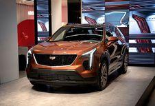 NYIAS 2018 – Cadillac XT4: op Europese maat