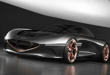 NYIAS 2018 – Genesis Essentia Concept: elektrische GT van de toekomst