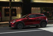NYIAS 2018 - Mazda CX-3 : léger restylage et Euro 6d-Temp
