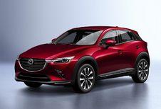 Lager verbruik en minder uitstoot voor Mazda CX-3
