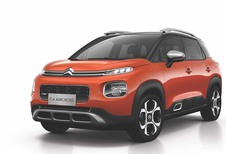 Citroën C4 Aircross: verlengd voor China