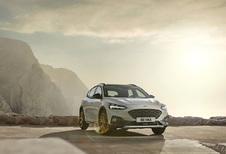Nieuwe Ford Focus gaat op avontuur als Active