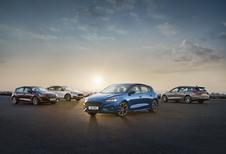 Nieuwe Ford Focus op zoek naar extra klasse
