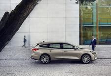 Ford Focus 2018 : les atouts du break Clipper