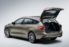 Nieuwe Ford Focus meteen als Clipper