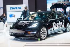 Tesla : une Model 3 en visite chez Renault