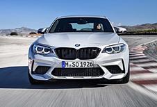 BMW M2 Competition: nog strijdvaardiger