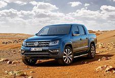 Volkswagen Amarok V6 TDI krijgt meer vermogen