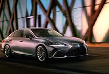 Nieuwe Lexus ES komt naar Europa
