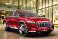 Salon de Pékin 2018 - Mercedes-Maybach Ultimate Luxury : SUV limousine