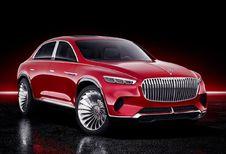 Ultieme luxe op z'n Duits: Mercedes-Maybach Ultimate Luxury Concept lekt uit