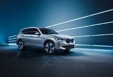 Volledig elektrisch, deze BMW iX3