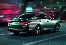 Het hele verhaal van de nieuwe en nu ook voor Europa bestemde Lexus ES