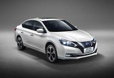 Salon van Peking 2018 – Nissan Sylphy: Chinese Leaf