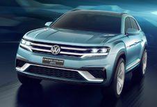 Volkswagen Tiguan: en nu de Coupé?
