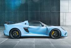 Lotus Exige Sport 410 houdt je bij de les