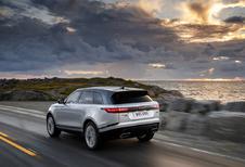 Update voor Range Rover Velar - modeljaar 2019