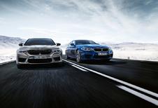 Dit zijn de verschillen tussen de BMW M5 en de nieuwe M5 Competition