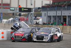 Sébastien Loeb en Peugeot winnen WRX-spektakel in Mettet