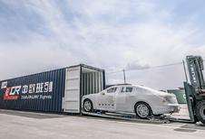 Les Volvo construites en Chine de meilleure qualité
