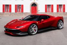 Ferrari SP38 is 488 GTB met F40-trekjes