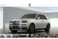 Waan je een miljonair met de Rolls-Royce Cullinan Car-Configurator