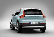 Volvo augmente la production du XC40