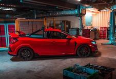 BIJZONDER – Honda Civic Type R als pick-up (Video)