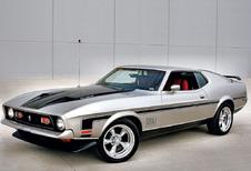 Comeback van de Mach 1, maar niet als Ford Mustang