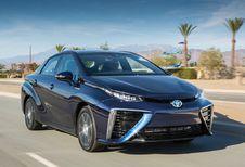 Toyota se prépare à la montée en puissance de l'hydrogène