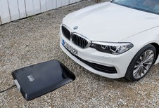 BMW 530e vanaf deze zomer draadloos oplaadbaar