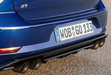 Volkswagen Golf R: op naar de 400 pk?