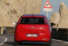 Fiat Punto bij het huisvuil, 500 en Panda vernieuwd