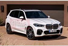 BMW X5 : en fuite sur la Toile