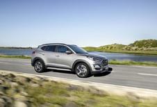 Hyundai Tucson 2018 wordt dieselhybride
