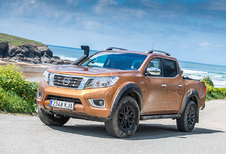 Nissan Navara AT32 : Force de la nature