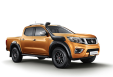 Arctic Trucks bouwt extreme Nissan Navara AT32