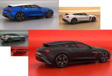 Aston Martin United Colours of Zagato Shooting Brake