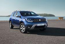 Dacia Duster wordt Blue