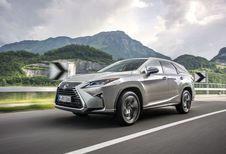 Lexus RX 450hL: zeven plaatsen en hybride