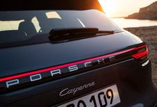Porsche Cayenne Coupé wordt steeds concreter