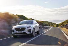 Jaguar E-Pace : un moteur essence d'entrée de gamme en vue !