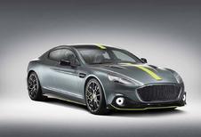 Aston Martin trekt ook de Rapide een AMR-pakje aan