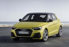 Nieuwe Audi A1 heeft BMW-achterlichten