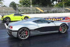 Rimac helpt Porsche met elektrische supersportwagen