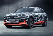 Audi : lancement de l'électrique e-tron retardé