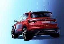 Volkswagen T-Cross gaat er zo uitzien