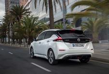 Voitures électriques : la Nissan Leaf est la reine en Europe