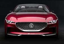 MG B maakt comeback als elektrische roadster